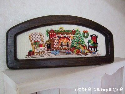 Fireside Christmas 完成♪