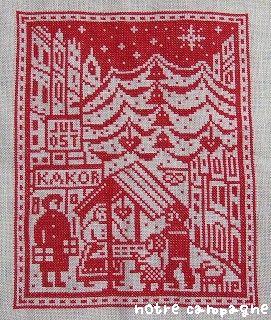 クリスマスカレンダー 1990
