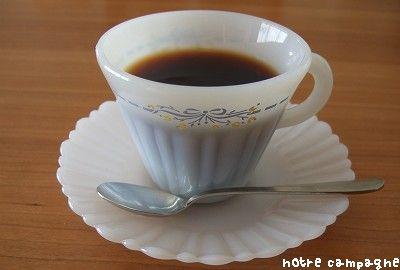 ターモクリサのカップ&ソーサー
